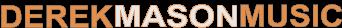 DEREKMASONMUSIC logo