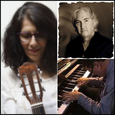 Mason-Buchanan Trio - The trio that never quite happened due to travel and a cancer death
